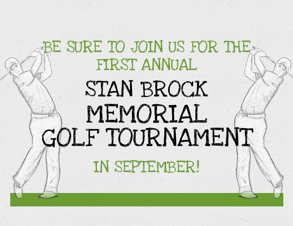 Stan Brock Memorial Golf Tournament in Knoxville, TN to benefit Remote Area Medical